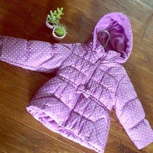 OshKosh Girl's size 4T winter coat
